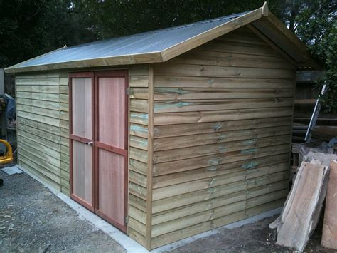 Your Own Shed by How To Build Your Own Shed Step By Step Clickhowto