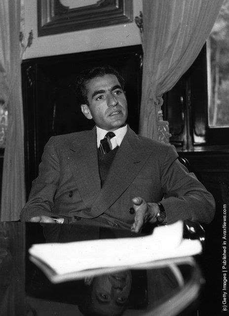 1950: Reza Pahlavi Mohammed, (1919 - 1980), the Shah of