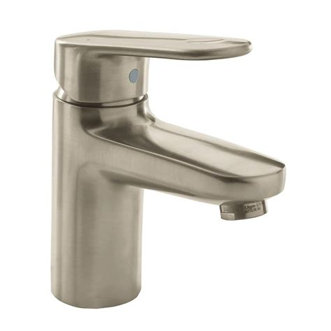 Grohe Europlus Kitchen Faucet Grohe Europlus Single Single Handle 1 2 Gpm Bathroom Faucet In Starlight Chrome 33170ena