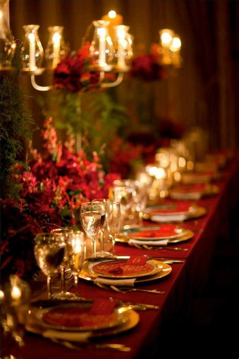 Elegant Christmas Table Christmas Pinterest | elegant christmas table christmas pinterest