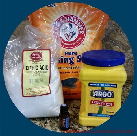 Detox Foot Soak Ingredients by Fizzy Foot Soak Foot Soaks