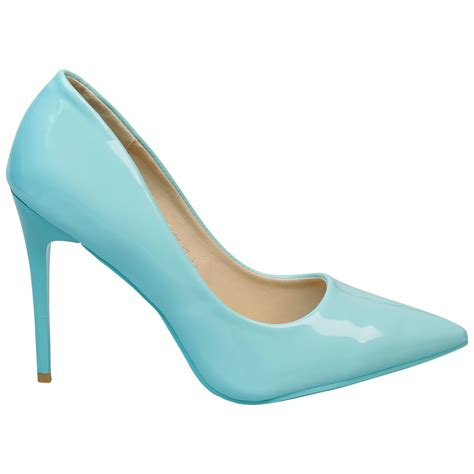 Highhells Sa 05 9 danita womens stilettos high heels pointed toe court shoes
