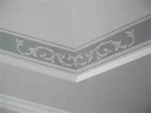 simple ceiling designs borders ideas and pop border - Ceiling Border Ideas