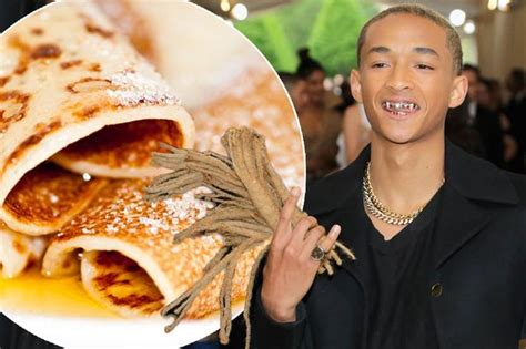 Lepaparazzi News Update Smith Has Died At The Rock Cnn Reporting by Jaden Smith Almost Dies After A Cheesy Pancake