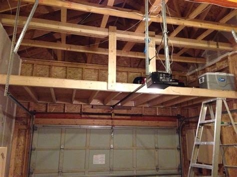 building a loft in garage dan corriveau services and project gallery