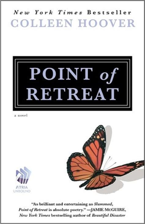review: point of retreat by colleen hoover   slammed