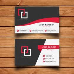 Simple Business Card Templates by Modern Simple Business Card Template Vector Free