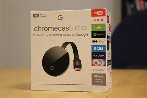 Chromecast Ultra 4k Hdr chromecast ultra delivers 4k and hdr content but is that