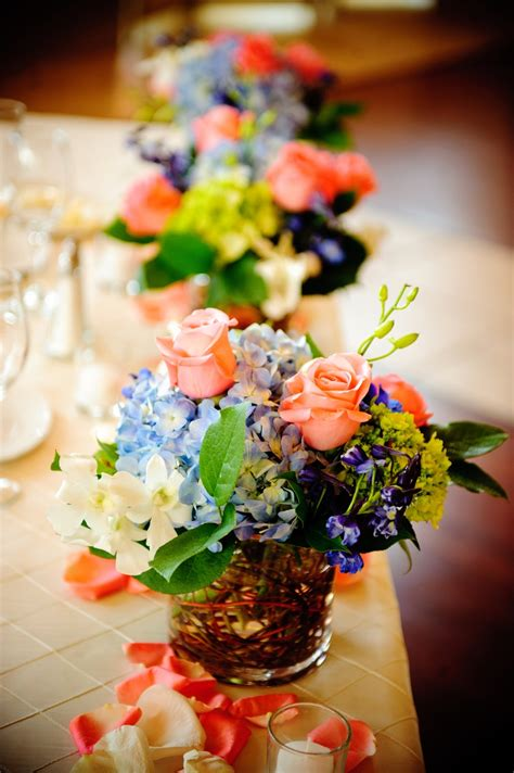 simple diy wedding centerpieces real wedding with simple diy details pretty