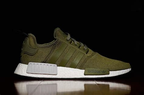 Adidas Originals Nmd Xr1 Olive Zapatos P 675 by Adidas Dresses The Nmd In Olive Green For Upcoming Release