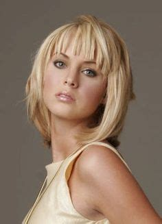 how to cut your own bangs over 40 1000 images about medium length hair cuts on pinterest