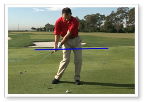 no release golf swing golf swing characteristic 10 early release or scooping