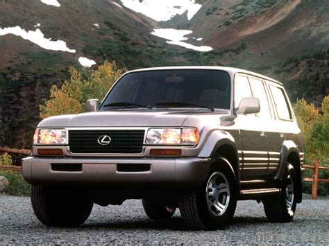how to learn about cars 1996 lexus lx electronic toll collection lexus lx specs photos 1996 1997 autoevolution