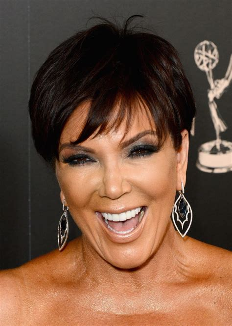 kris jenner face shape 24 gorgeous haircuts on women in their 60s