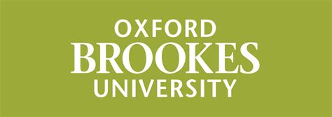 Oxford Brookes Mba Ranking by Oxford Brookes