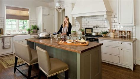 southern decorating style dream kitchen design ideas southern living