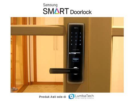 Kunci Pintu Digital Samsung jual kunci pintu digital doorlock samsung shs 5120 pin