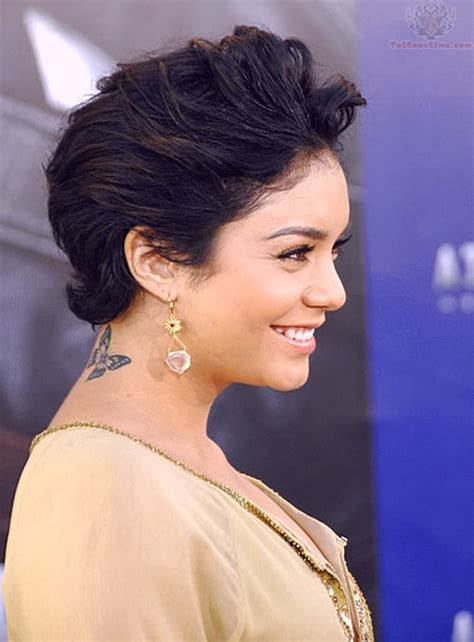 vanessa hudgens tattoos insect images designs