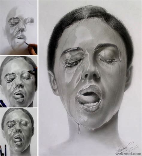 popular sketch artists 15 amazing pencil drawings for your inspiration graphic