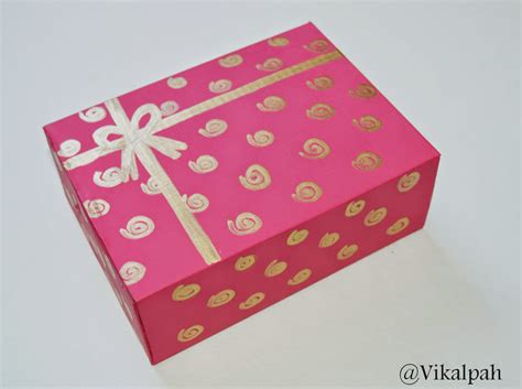 pretty gifts vikalpah diy pretty gift boxes