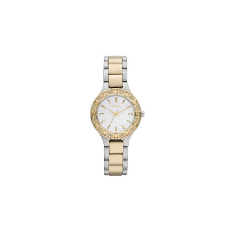 DKNY LADIES' BROADWAY WATCH NY8742