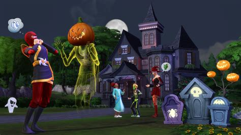 the sims 4 the sims wiki fandom powered by wikia the sims 4 spooky stuff the sims wiki fandom powered