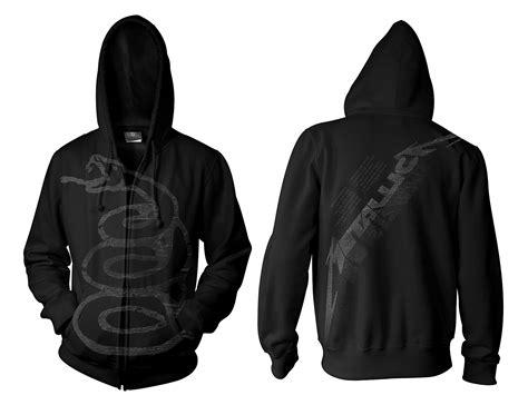 black album zip metallica black album burnished zip hood probity wholesale