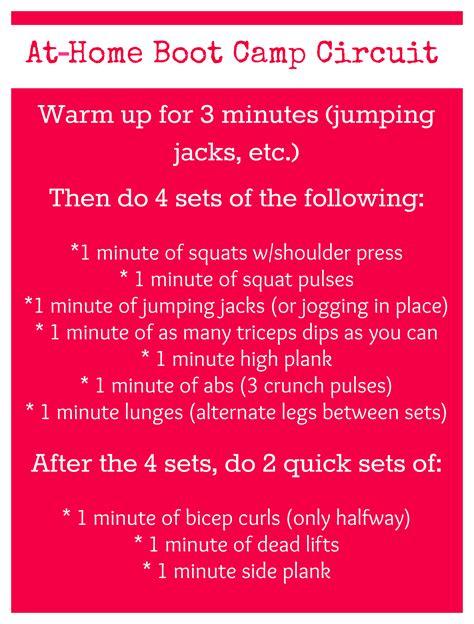 fitness boot c workout plan best weight loss program