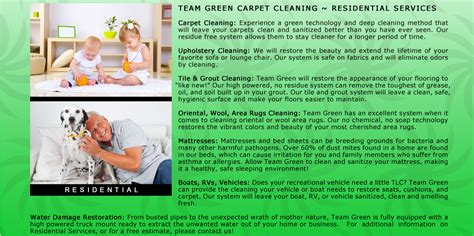 Tampa Upholstery Team Green Residential