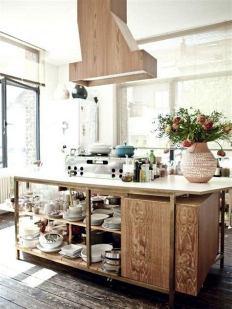 Kitchen Island Hoods Dunstabzugshaube In Holz Verkleidet F 252 R Ihre Klassische
