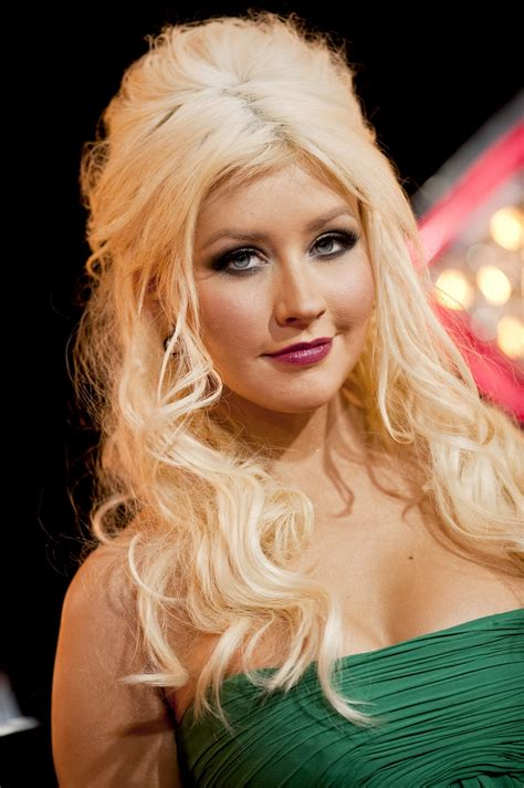 Aguilera Is by Burlesque La Premiere 15 11 2010 Aguilera