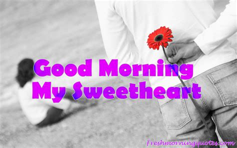 beautiful good morning love images  flowers