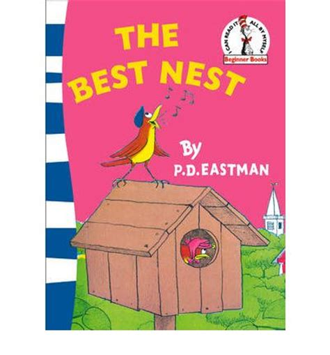 the best nest p d eastman 9780007224814