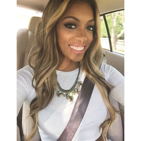 porsha williams blonde highlights 54 best images about porsha williams on pinterest her