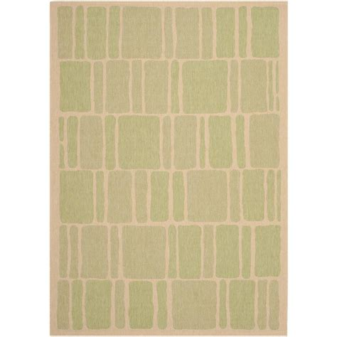 Martha Stewart Indoor Outdoor Rugs Safavieh Martha Stewart Sweet Pea 4 Ft X 5 Ft 7 In Indoor Outdoor Area Rug Msr4289 325