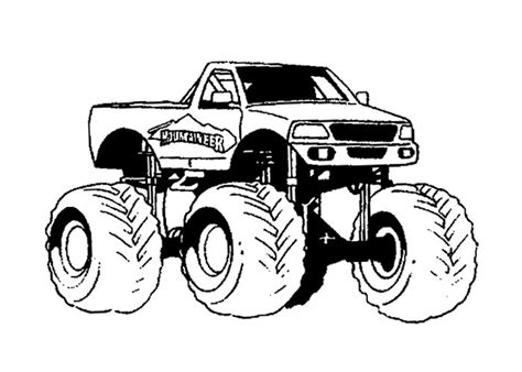 blue truck coloring pages blue thunder truck coloring pages coloring pages