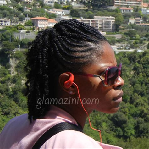 hair styles for cruise vacation cruise hair part 1 natural hairstyle for your vacation