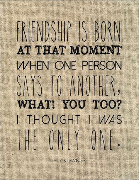 literature themes about friendship friendship typography literary quote friends gift for best