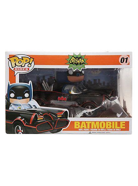 funko dc comics pop rides batman 1966 tv series batmobile
