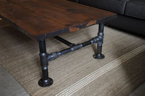 how to diy industrial coffee table home design garden