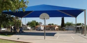 Backyard Basketball Court Cost Outdoor Basketball Court Shade Shade N Net