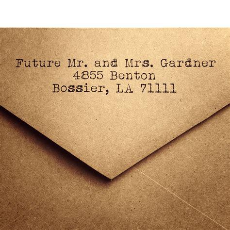 return address on wedding invitation envelope 25 rustic return address envelopes wedding return