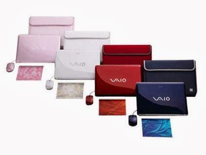 Harga Laptop Merk Sony Vaio Terbaru daftar harga laptop sony terbaru maret 2014
