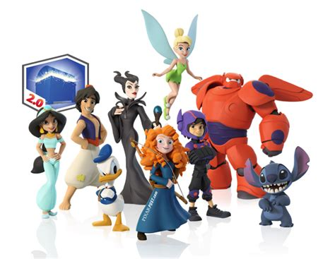 infinity wii characters disney infinity characters 2015 definitive guide