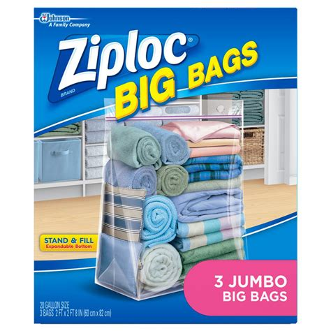 ziploc large xlarge plastic cube combo space bag 4 2