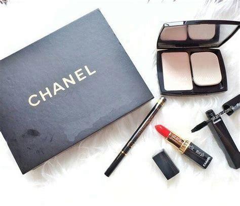 Harga Chanel Makeup Set jual kosmetik chanel murah jual peralatan kosmetik murah