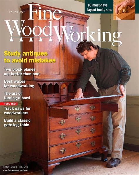 calameo fine woodworking  julyaugust  preview