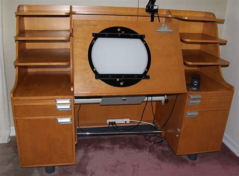 authentic disney feature animation desk with disk