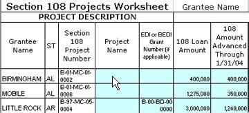 hud section 108 hud archives cpmp step 3 create your first action plan