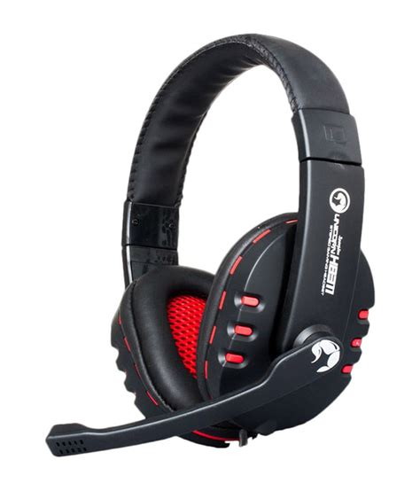 Headset Marvo buy marvo h8311 scorpion unicorn wired gaming headset at best price in india snapdeal